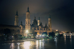 Zaragoza is a beautiful Spanish town featuring the oldest university in the world