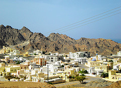 Accommodation in Oman is not varied