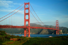 Golden Gate Bridge - expat guide to San Francisco