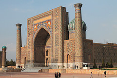 Expats moving to Uzbekistan will be able to appreciate architectural wonders.