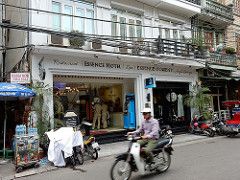 Accommodation in Vietnam is relatively expensive