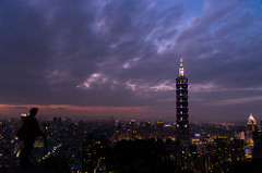 Taiwan is a popular expat destination