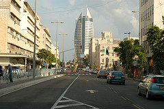 Traffic in Israel can be a problem for expats and residents