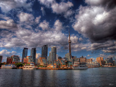 The skyline expats moving to Toronto can look forward to