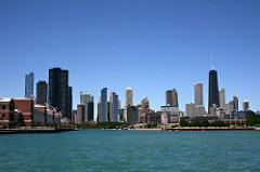 Chicago Skyline - Moving to Chicago