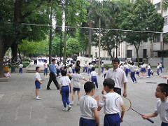 Expats with children will have a wide variety of schools to choose from in Guangzhou