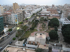 Expats tend to work in the same sector in Libya