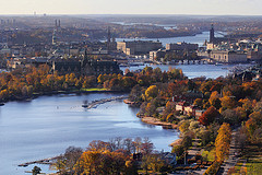 Stockholm is the capital of Sweden