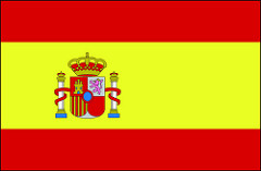 The flag of the Kingdom of Spain