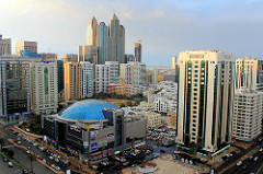 Abu Dhabi has a thriving economy