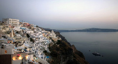 Greece is a popular tourist destination