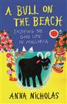 A bull on the Beach by Anna Nicholas