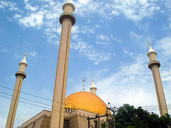 National Mosque - as seen by expats moving to Abuja