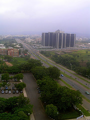 skyline for expats living in Abuja
