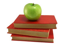 Apple and books - Education and schools in Turkey