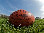 Aussie Rules Football - part of culture in Australia