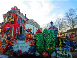 Dutch carnival - copyright Tracey Chalmers