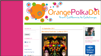 Orange Polka Dot - expat blog in Spain