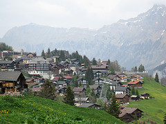 Cost of Living in Switzerland - a Swiss Village