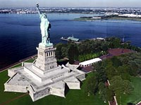 statue of liberty in the USA