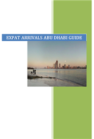 Expat Arrivals Abu Dhabi Guide