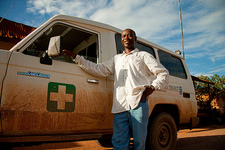ambulance services in ghana