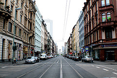 Frankfurt has many areas and suburbs catering to expats' needs