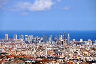 L'Eixample is one of the best suburbs in Barcelona