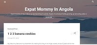 Expat Mommy in Angola