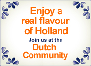 Holland at Home - Dutch Community