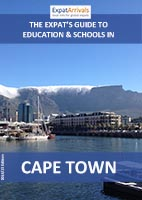 Expat's guide to international education and schools in Cape Town cover