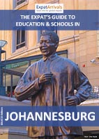 Johannesburg International Schools Guide PDF cover