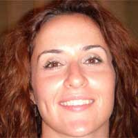 Eleni Georgiou, one of our expats in Greece