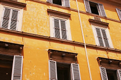 Housing can be expensive in Italy