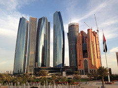 Abu Dhabi offices - Doing business in Abu Dhabi