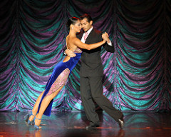 Argentine tango - Culture shock in Argentina