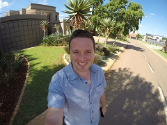 Phil - a Canadian expat living in Pretoria