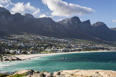 Cape Town offers a variety of activities