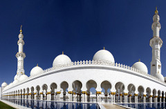 Grand Mosque - Things to see and do in Abu Dhabi