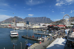 shopping in Cape Town