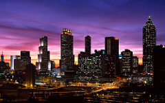 Atlanta is a popular destination for expats