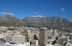 Cape Town is an attractive expat destination