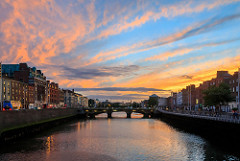 Expats move to Ireland for the standard of living and natural beauty