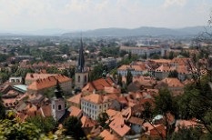 Most expats moving to Slovenia will settle in the capital of Ljubljana