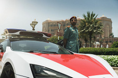 Police and safety in Abu Dhabi