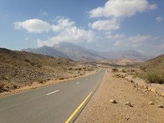 Road safety in Oman