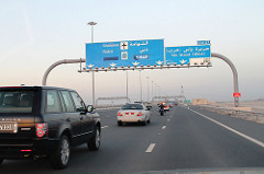 Transport and driving in Abu Dhabi
