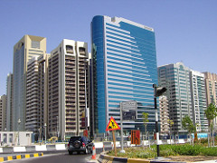 Work permits are needed to work in Abu Dhabi