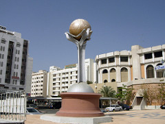 Muscat offices - working in Oman