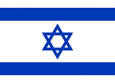 Israeli flag, key facts about Israel